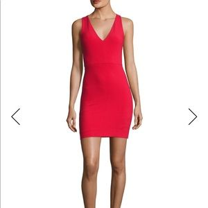 Elizabeth & James Alivia V-Neck Midi Dress NWT 0